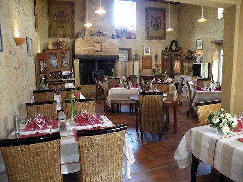 Restaurant Le Relais du Bastidou BEAUMARCHÉS
