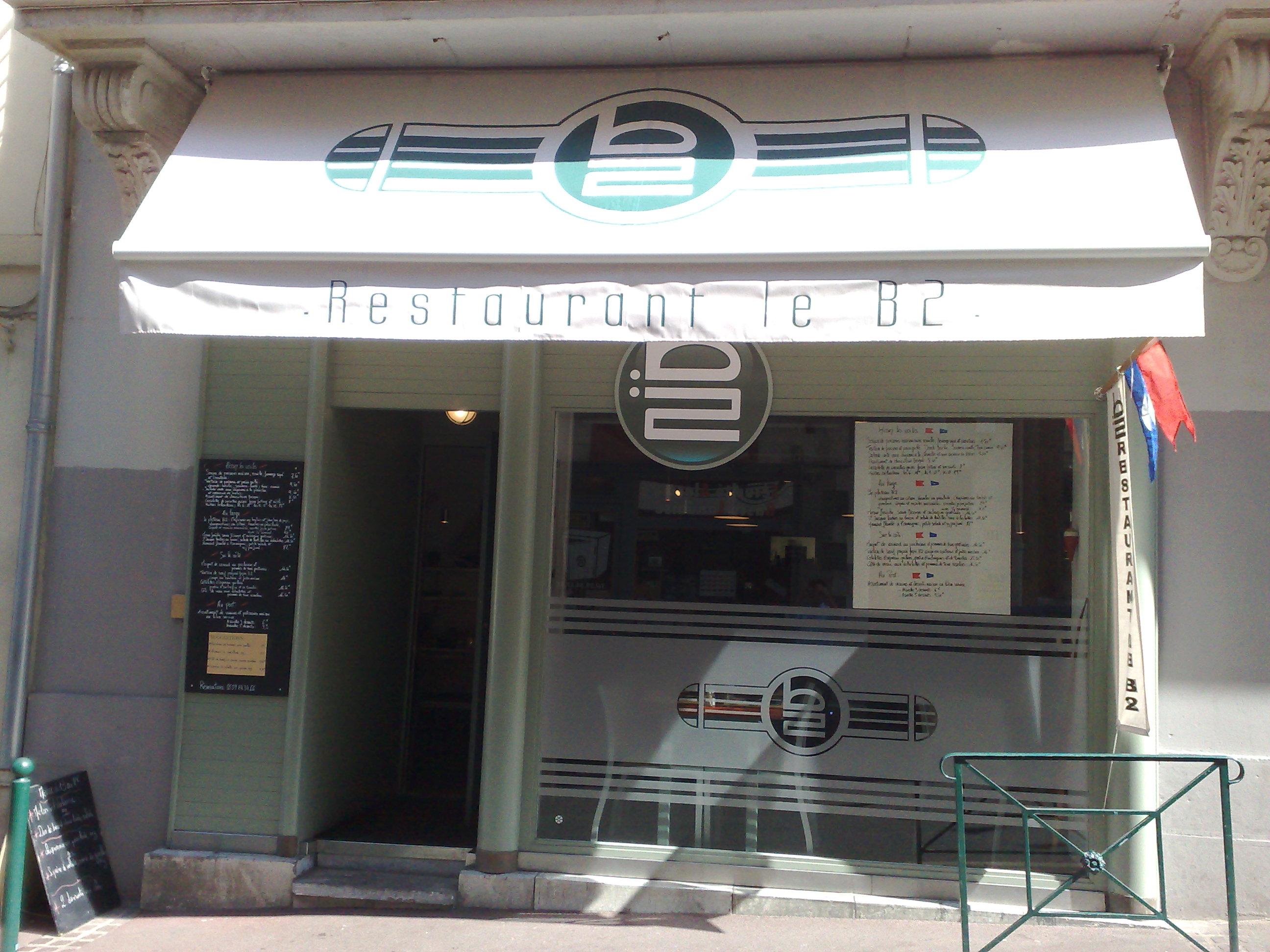 Restaurant B2 BIARRITZ
