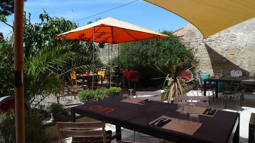 Restaurant Le Jardin En Ville CARCASSONNE