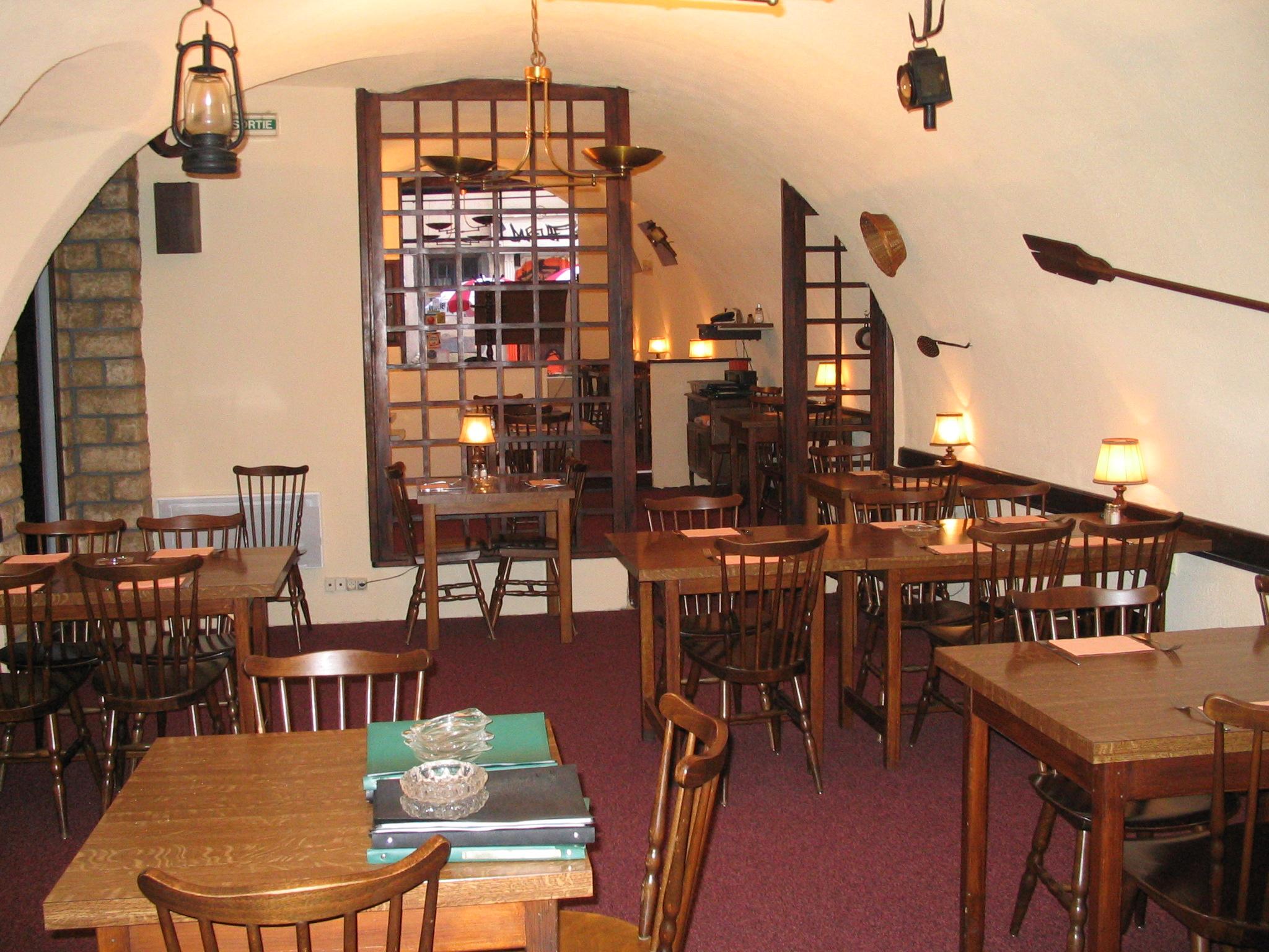restaurant cr perie le menhir clermont ferrand avis menus photos plats du jour resto. Black Bedroom Furniture Sets. Home Design Ideas