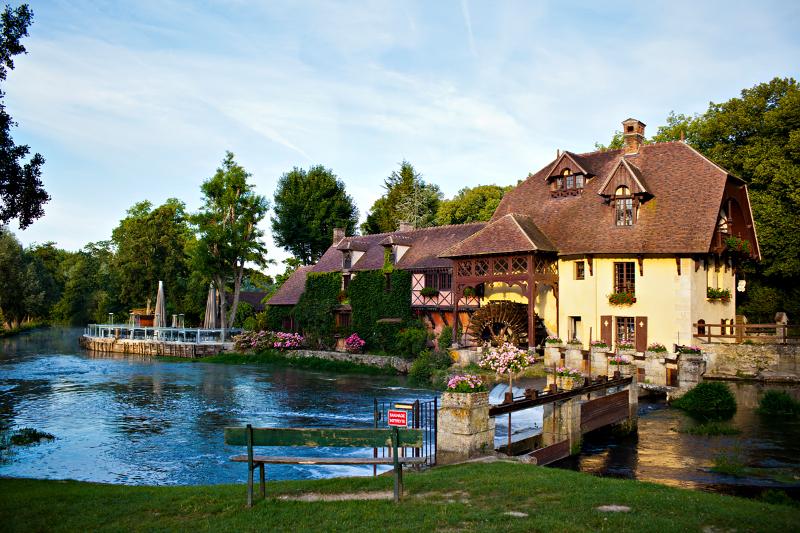 Restaurant Le Moulin de Fourges Fourges