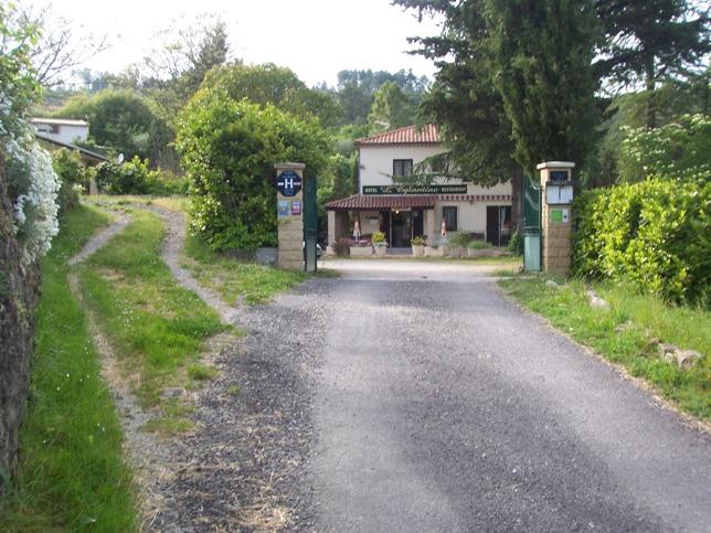 Restaurant Auberge familiale L'Eglantine GÉNÉRARGUES
