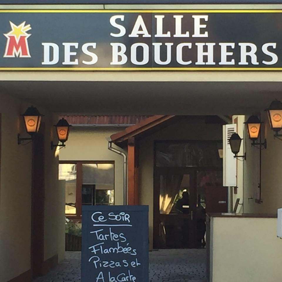 Restaurant Salle des Bouchers Gundershoffen