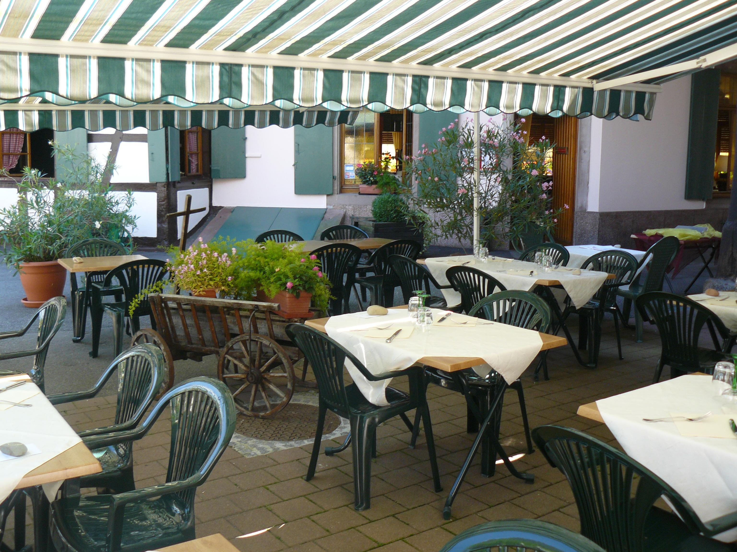 Restaurant  A La Charrue  HOERDT