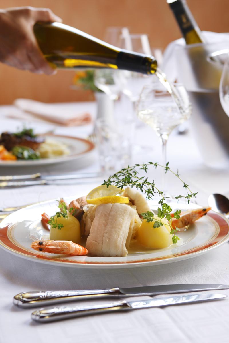 Restaurant Au Cep de Vigne INNENHEIM