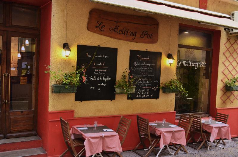 restaurant le melting pot les vans les vans restaurant 224