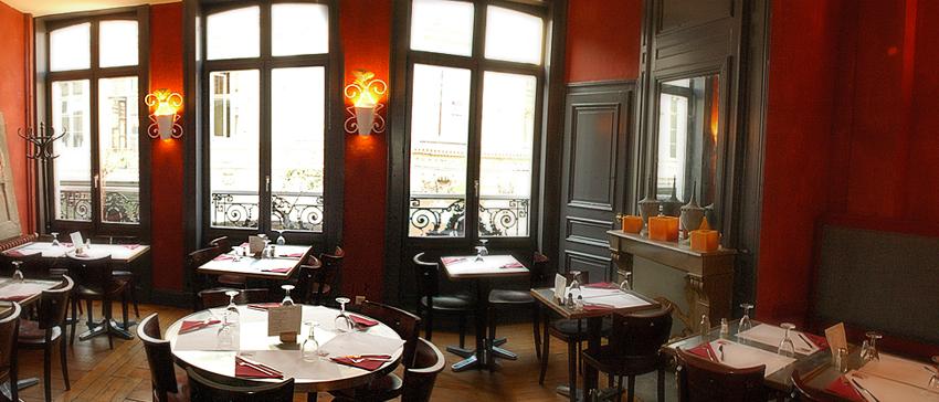 Restaurant Square Aramis Lille