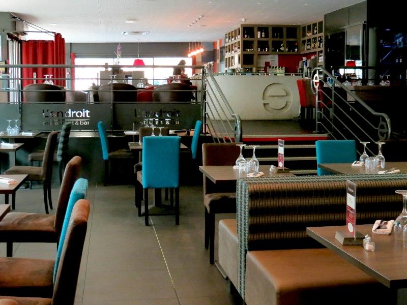 Restaurant L'endroit Lyon