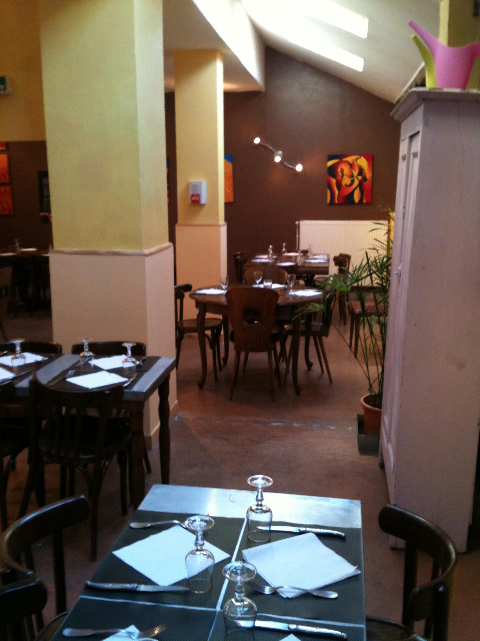 Restaurant le Comptoir du 9eme LYON