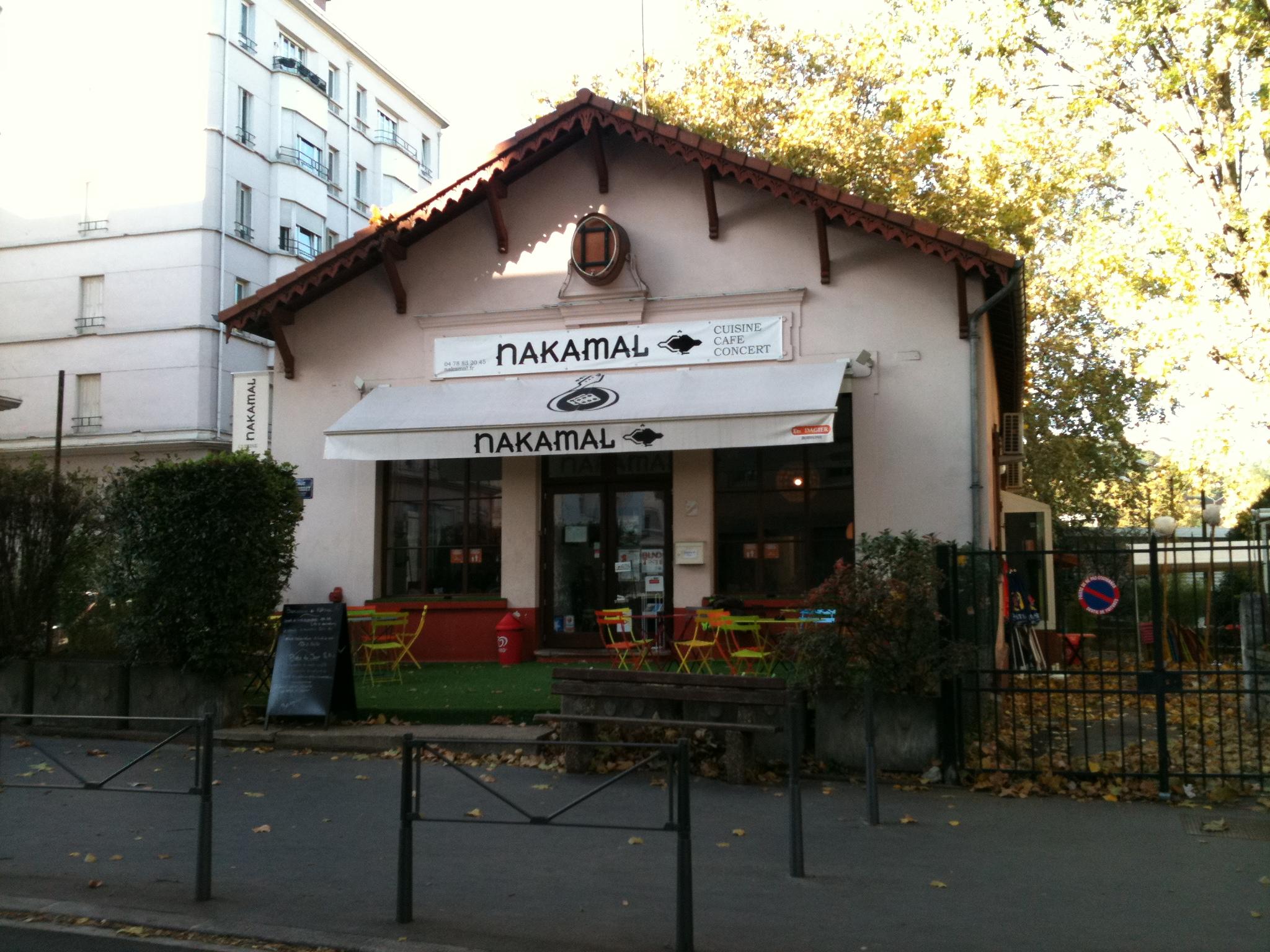 Restaurant NAKAMAL LYON