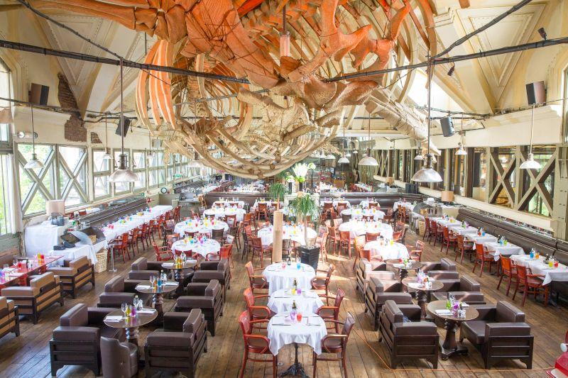 Restaurant Café la Jatte Neuilly-sur-Seine