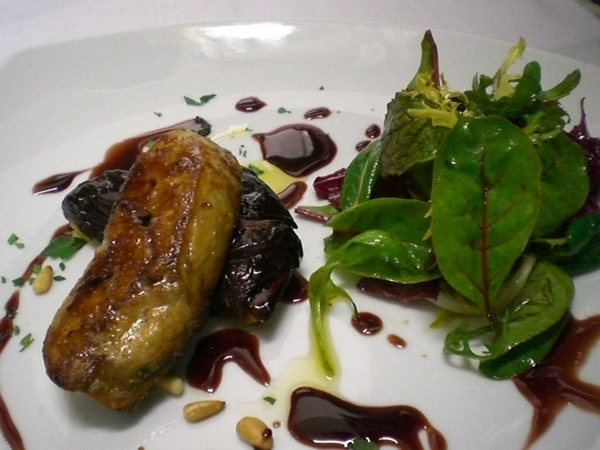 Restaurant Luc Salsedo NICE