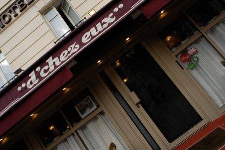 Restaurant Auberge D'Chez Eux PARIS