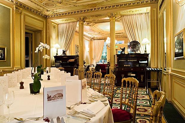 Restaurant Café de la Paix PARIS