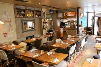 Restaurant Café Seraphin PARIS