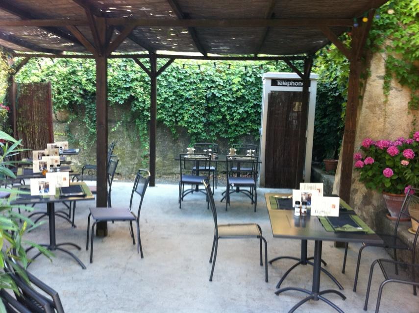 Restaurant Le Bistrot de Pierrerue PIERRERUE