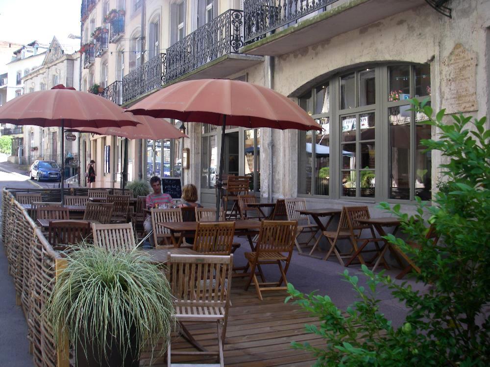 Restaurant Brasserie Montaigne Plombieres les Bains