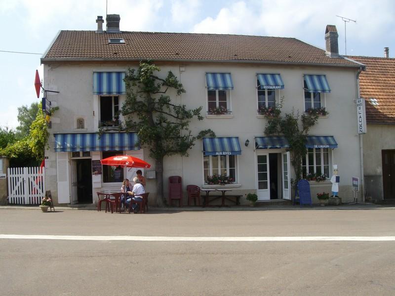 Restaurant Aux Rives de l'Aujon  SAINT LOUP SUR AUJON