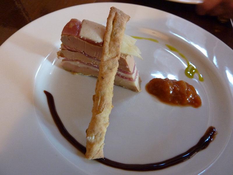 Restaurant La Borie du Chevrier Sainte Croix de Beaumont