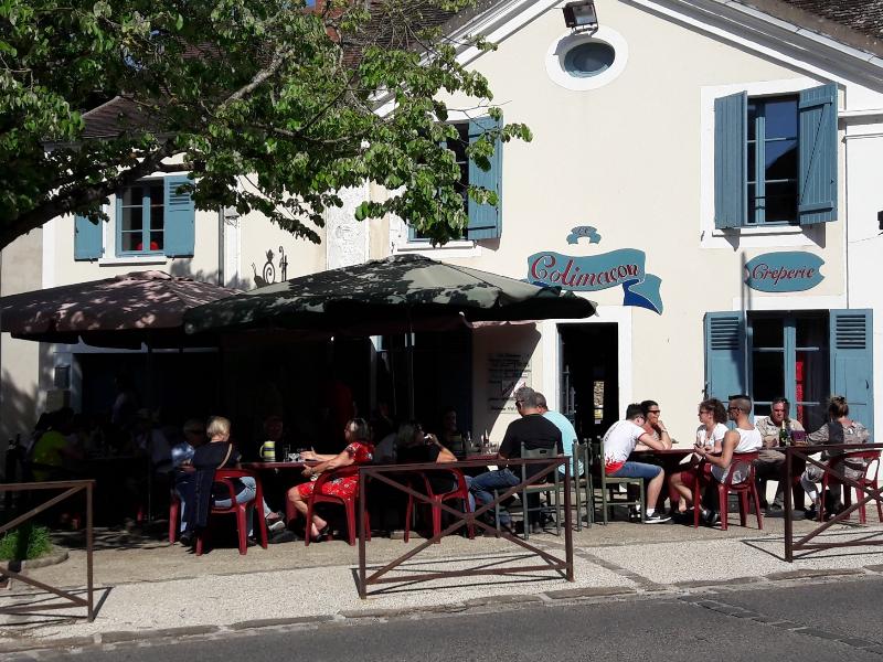 Restaurant LE COLIMACON Seine-Port