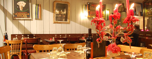 Restaurant Le bistrot des Carmes TOULOUSE