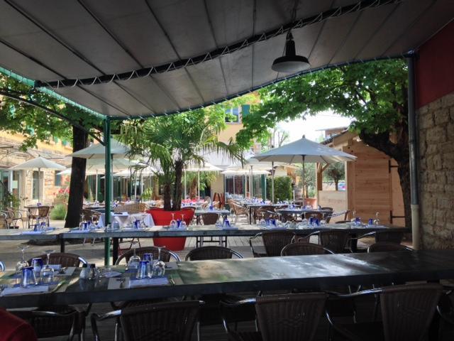 Restaurant Belles Rives TREVOUX