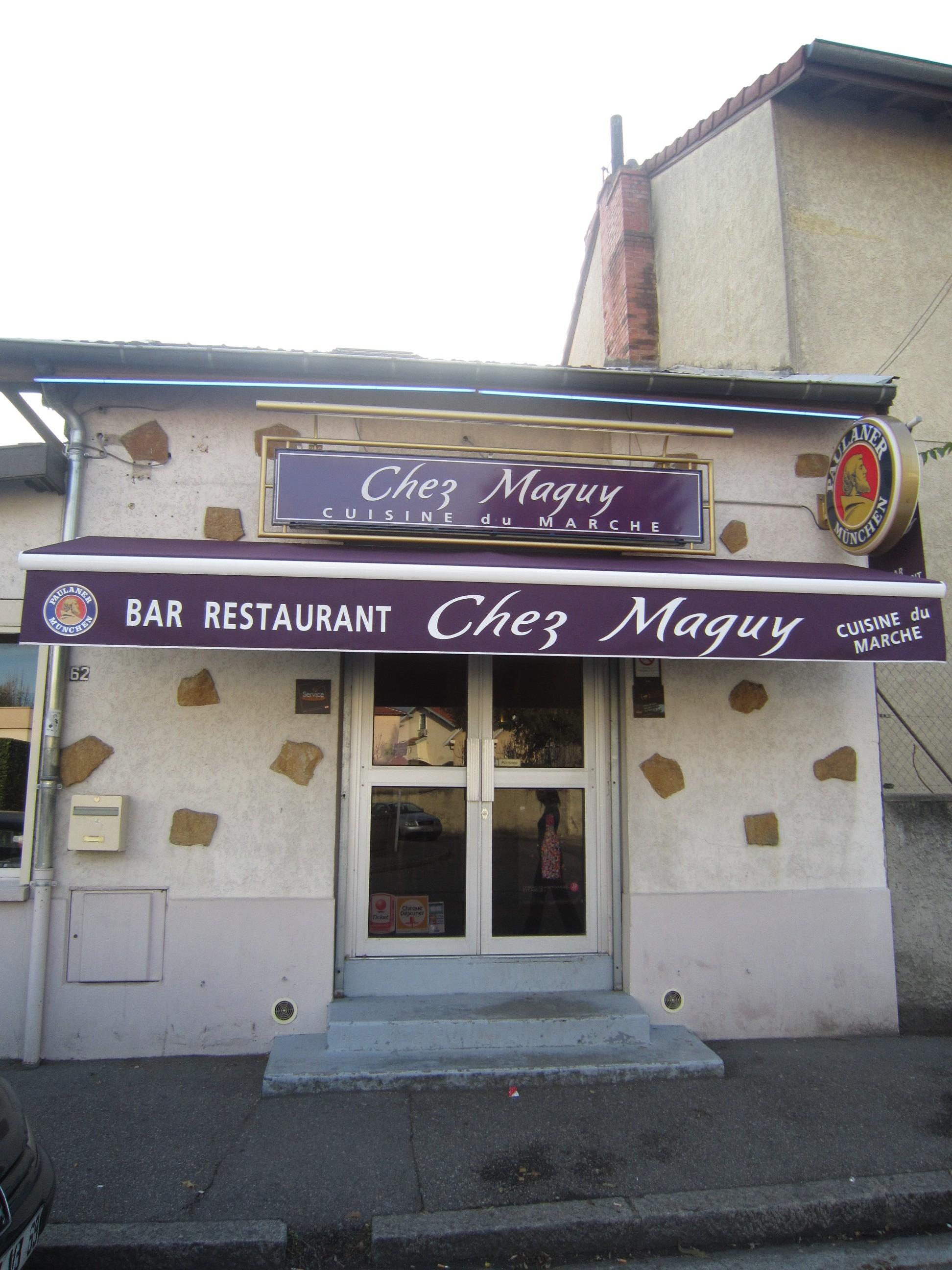 Restaurant L'escapade / Chez Maguy VILLEURBANNE
